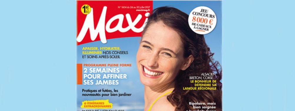Savourez vos vacances avec Maxi !