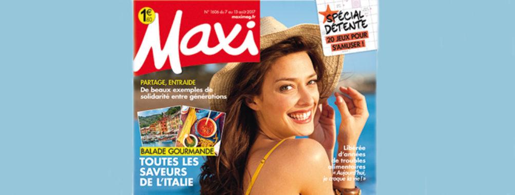 Savourez votre mois d'août avec Maxi