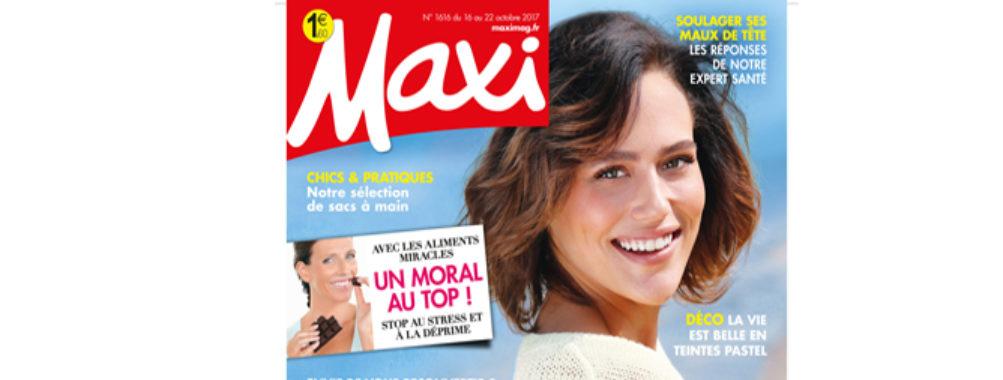 Maxi s'engage contre la déprime automnale