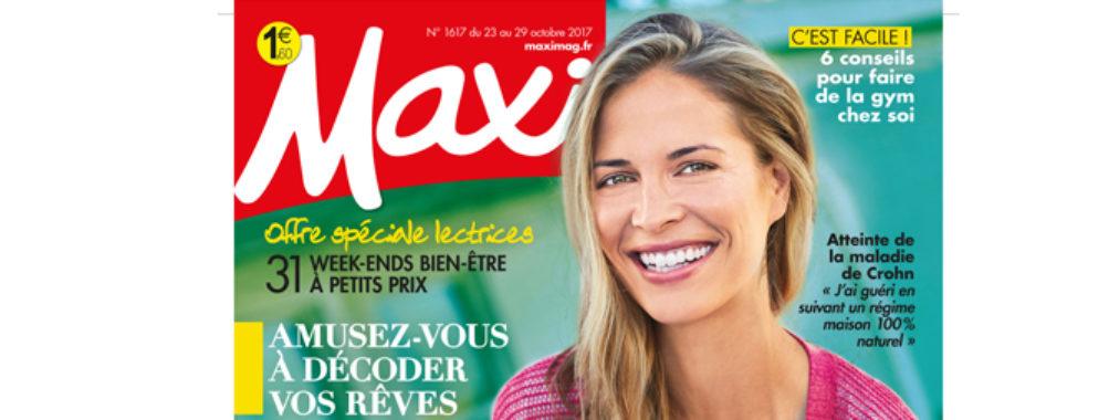 Cette semaine, Maxi vous livre la clé de vos songes